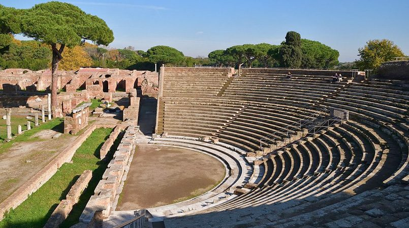 Recommended daytrip from Rome: How to get to Ostia Antica