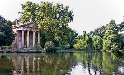 Villa Borghese and the other must-see parks of Rome