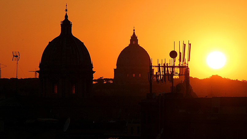 October in Rome ottobrate romane photo Pixabay