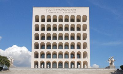 A different Rome: modern architecture in the city