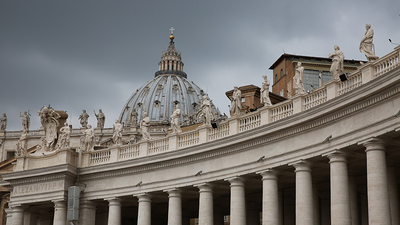 St. Peter's Basilica in Rome From Home to Rome Casina Rugantea