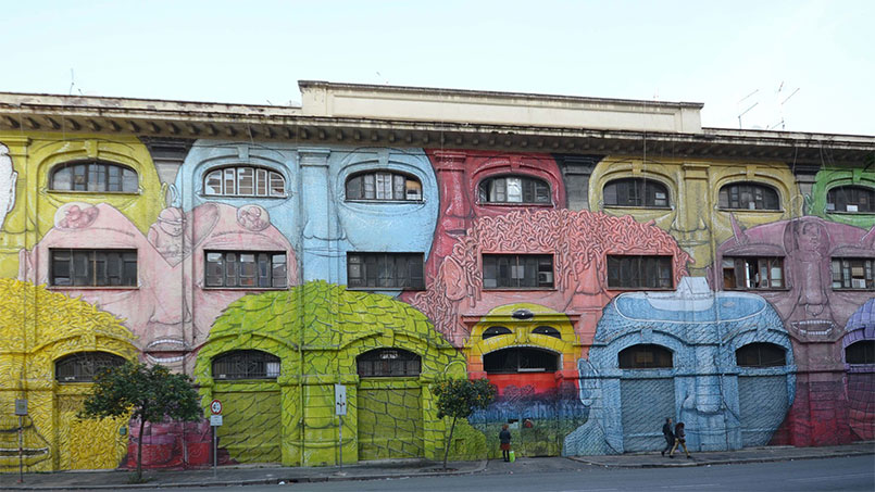 Street Art tours in Rome