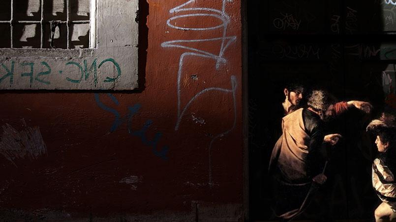 Love Caravaggio's paintings? Enjoy this free walking tour!