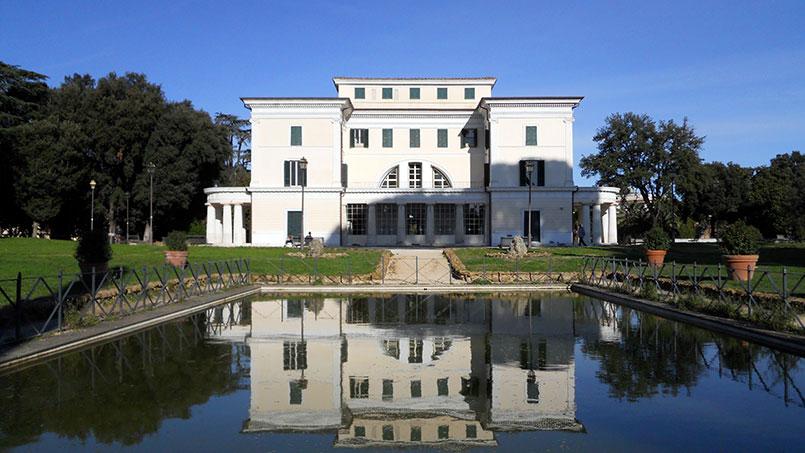Villa Torlonia Casino nobile Rome