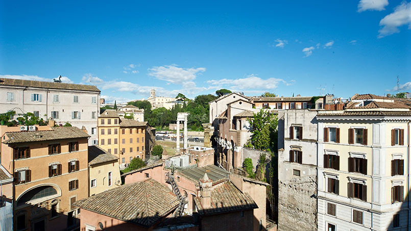 Catalana al Ghetto's managed accommodation by From Home to Rome