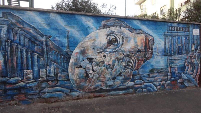 Rome Alternative Sights: Safe Walls