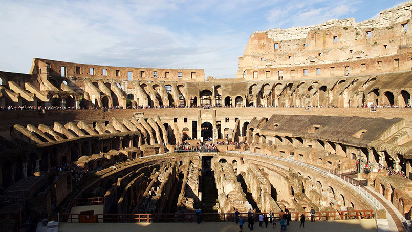 Tickets to the Colosseum will be more expensive starting this November