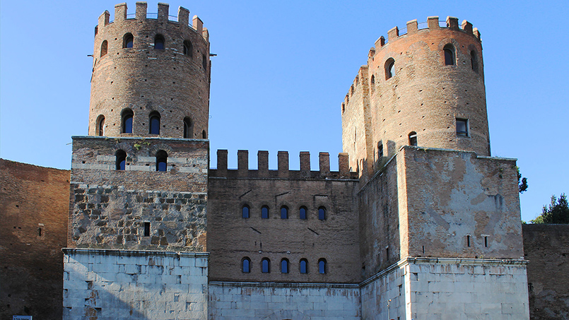 Museo delle Mura in Rome free of charge