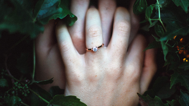 Couple proposal marriage in Rome From Home to Rome ideas