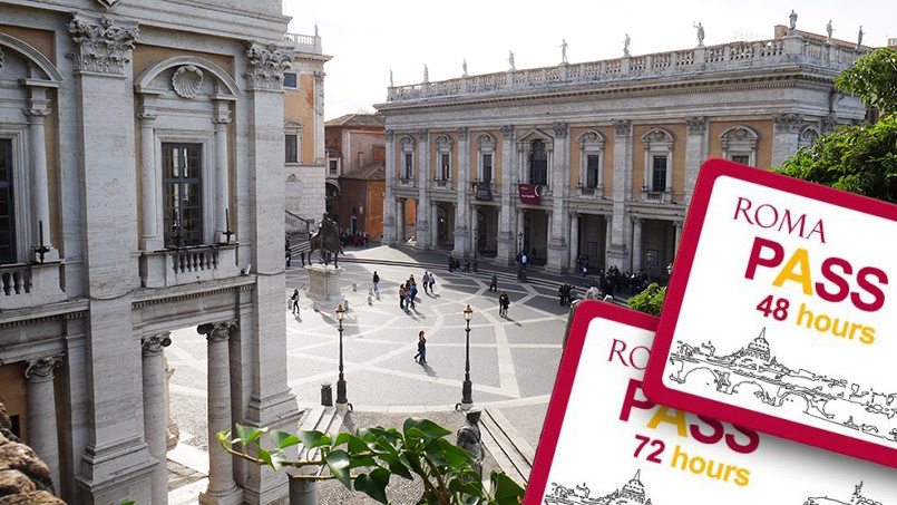 Capitoline Museum Roma Pass at a glance