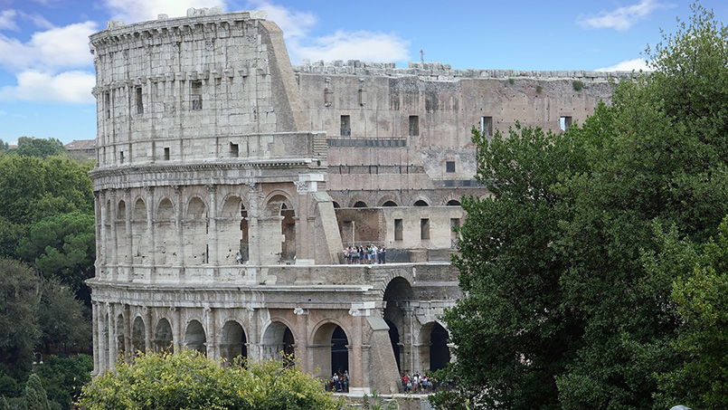 Colosseum Rome Tickets increasing November 2019