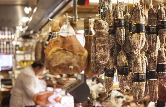 Volpetti grocery store Roma Testaccio