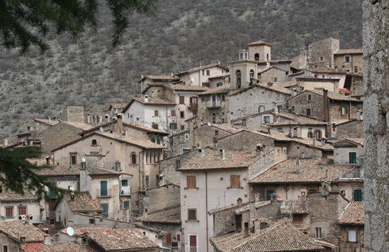 Scanno Abruzzo medieval town day trip from Rome