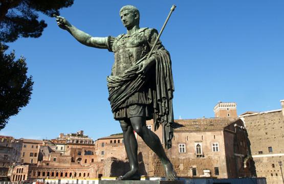 Augustus emperor Mausoleum