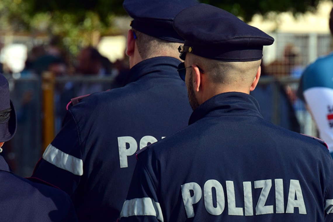Police in Italy - is Rome safe?