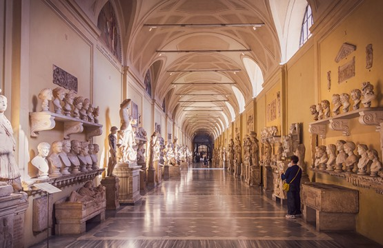 Museum rules in Rome Post Corona